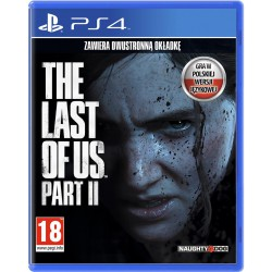 PlayStation The Last of Us 2 PS4 PL BOX