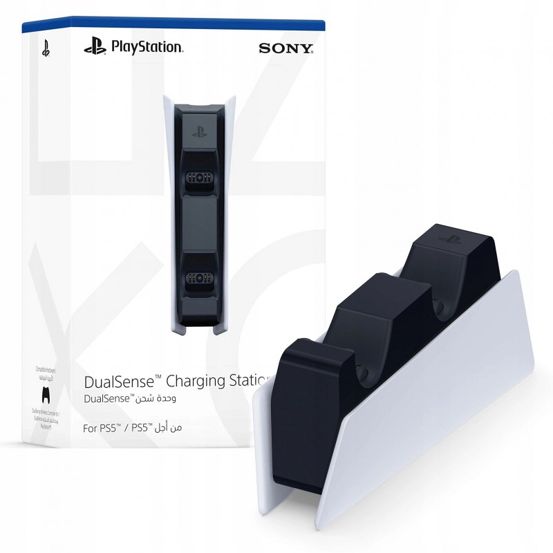 SONY PLAYSTATION 5 DUALSENSE - STACJA ŁADOWANIA
