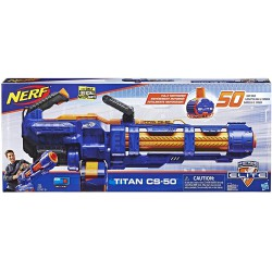 HASBRO NERFN-STRIKE ELITE TITAN CS-50 E2865