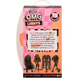 LOL SURPRISE OMG LALKA LIGHTS SPEEDSTER 30cm