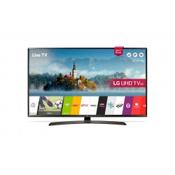 TELEWIZOR LG 49UJ634V LED 4K SMART TV WiFi BT HDR