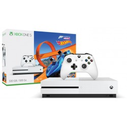 XBOX ONE S 500GB + FORZA HORIZON 3 + HOT WHEELS+GRATIS
