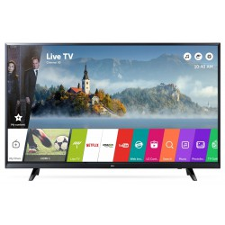 TELEWIZOR LG 43UJ620V LED 4K SMART TV WiFi BT HDR