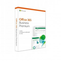MICROSOFT OFFICE 365 BUSINESS PREMIUM 1Y 5PC BOX