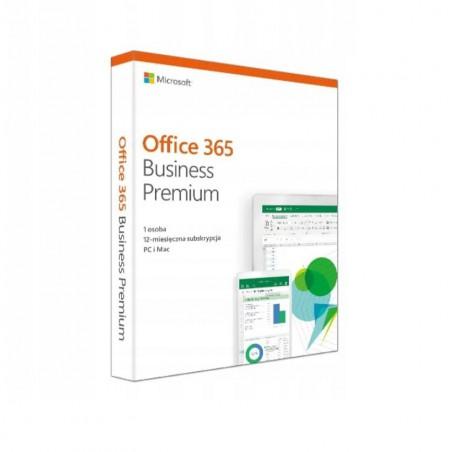 MICROSOFT OFFICE 365 BUSINESS PREMIUM 1Y 5PC BOX