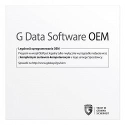 G Data InternetSecurity 2015 OEM 1 ROK