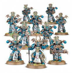 Warhammer 40,000 Thousand Sons Rubric Marines