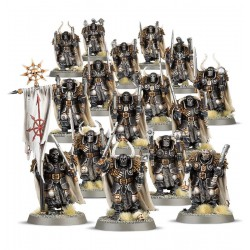 Waarhemme AoS Chaos Warriors Regiment