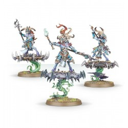 Warhammer Age of Sigmar Tzeentch Arcanites Tzaangor Enlightened