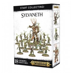 Warhammer Age of Sigmar Start Collecting Sylvaneth