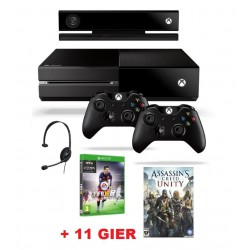 XBOX ONE 1TB KINECT 2 PADY 5 GIER FIFA16 FORZA 6