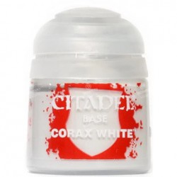 CITADEL FARBA: CORAX WHITE (12ml)
