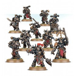 Warhammer 40,0000 Chaos Space Marines