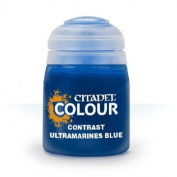 CITADEL CONTRAST: ULTRAMARINES BLUE (18ml)