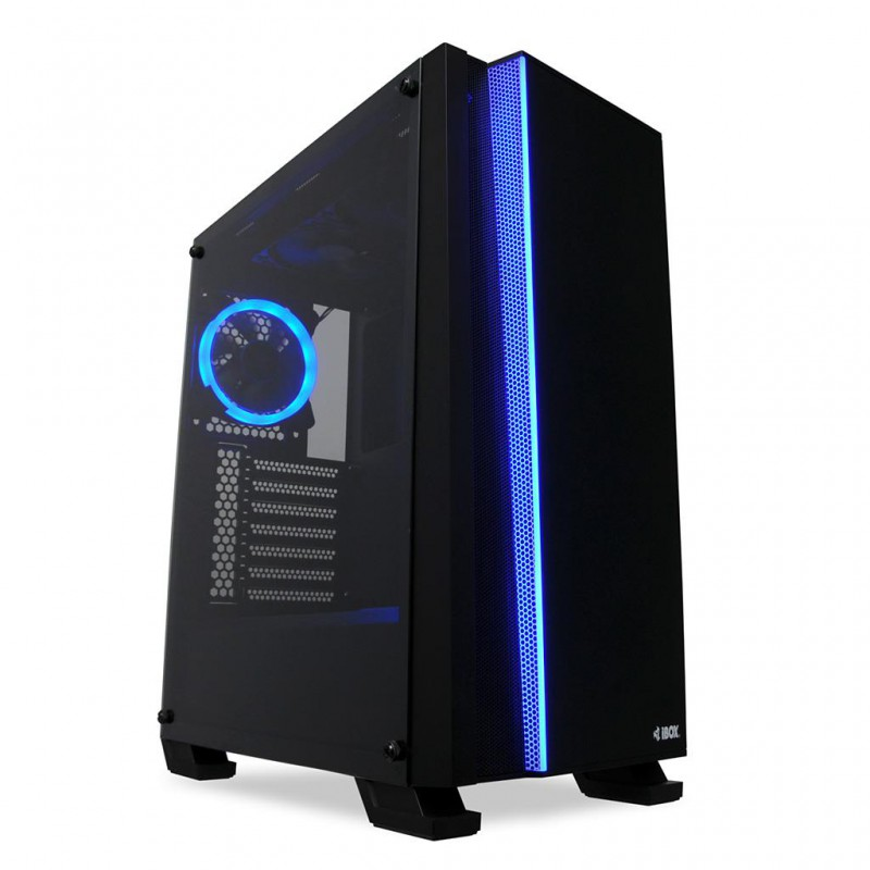 KOMPUTER PC WIZARD 4 GAMING i5 16GB 120GB SSD 500GB HDD RX-570 8GB W10Pro