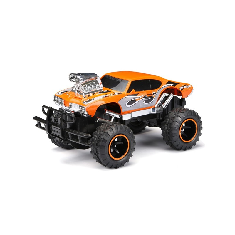 AUTO STEROWANE MONSTER NEW BRIGHT R/C MEGA MUSCLE 1:15