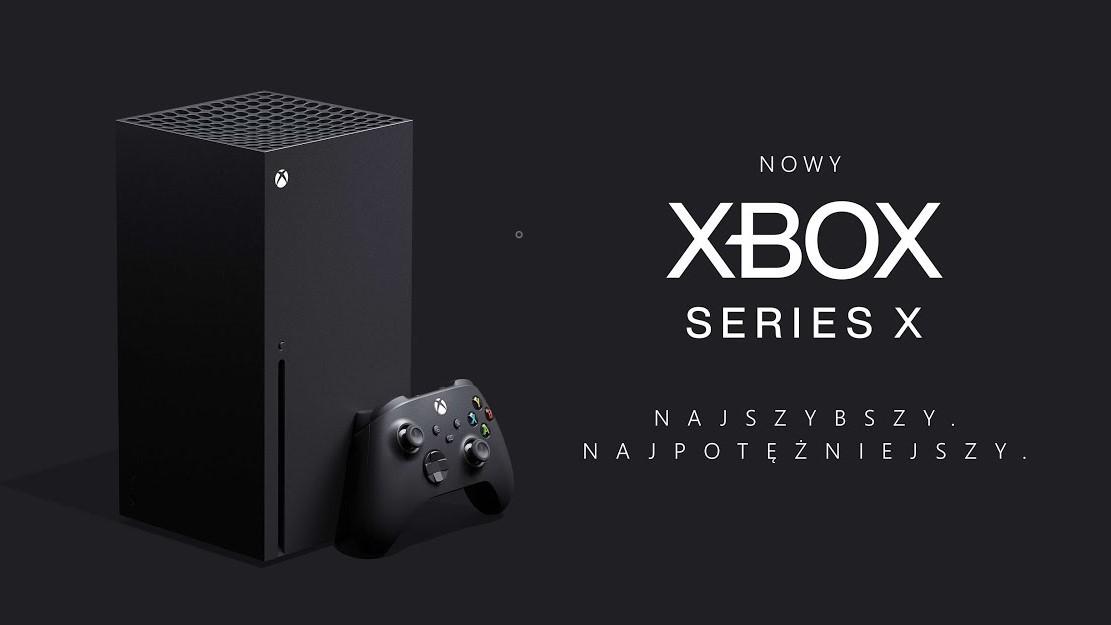 Nowa konsola Microsoft Xbox Series X - PREMIERA